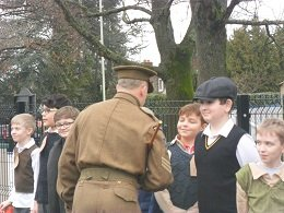2019 Year 5/6 WWII Evacuation Day